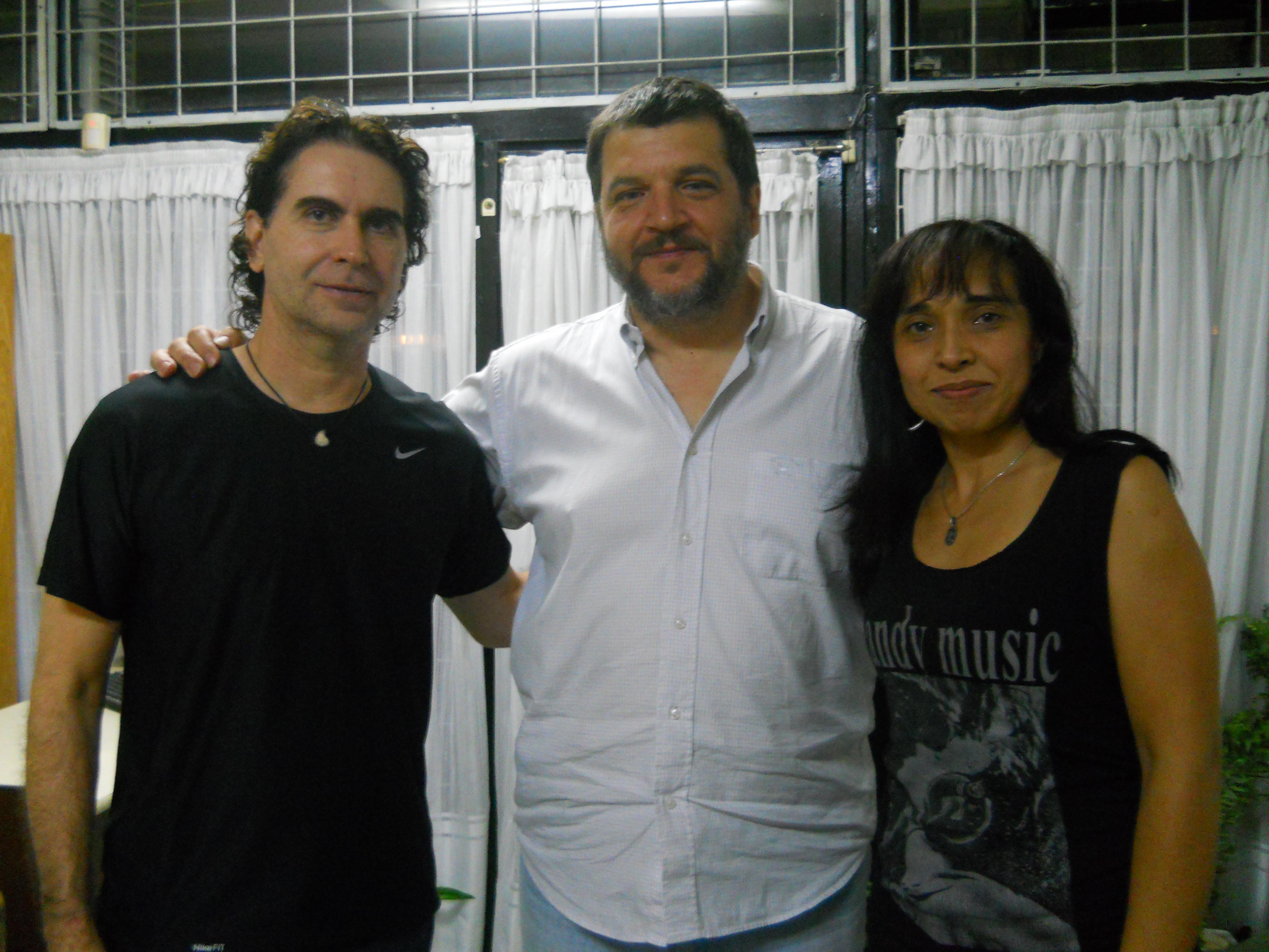 Claudio Zemp y Nanci Torres