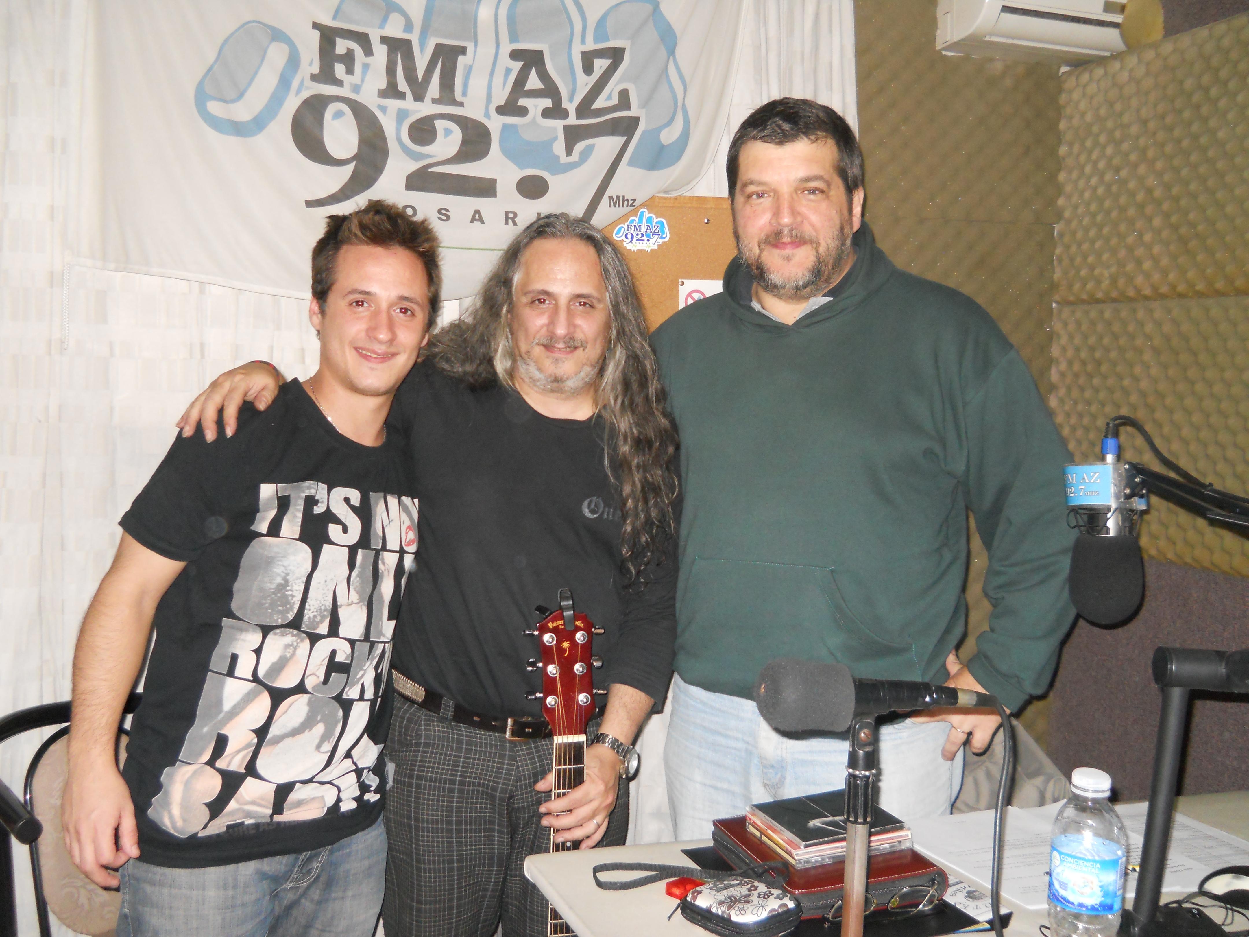 Diego y Marcelo Arce