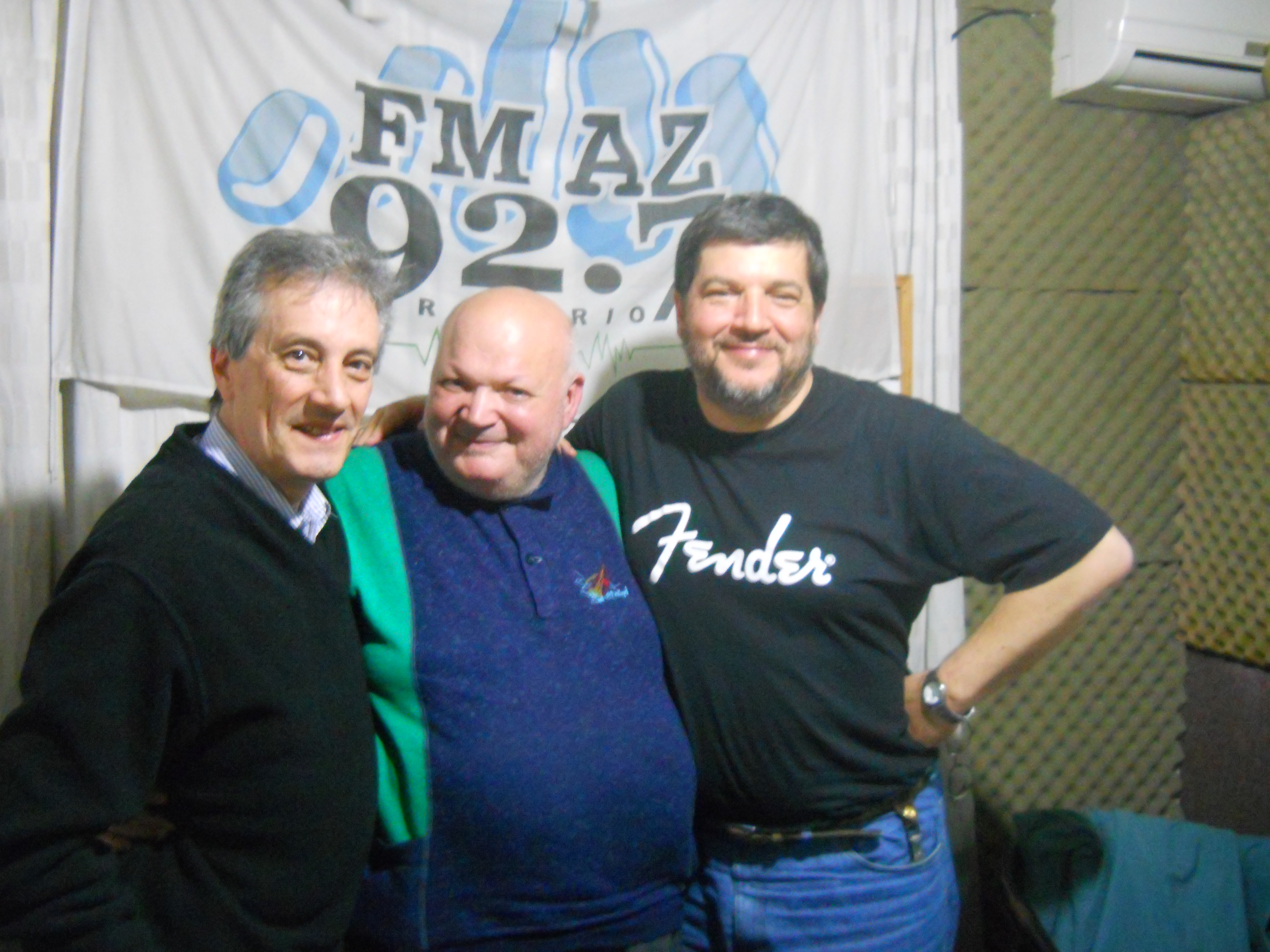 Juan Chianelli y Esteban Cerioni
