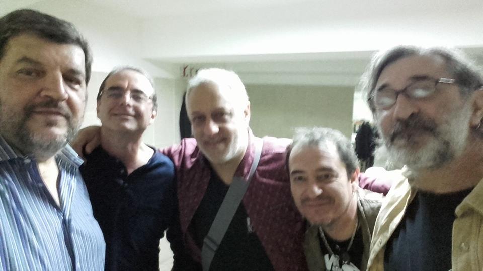 Fandermole, Palumbo, Echarte, Tarabelli